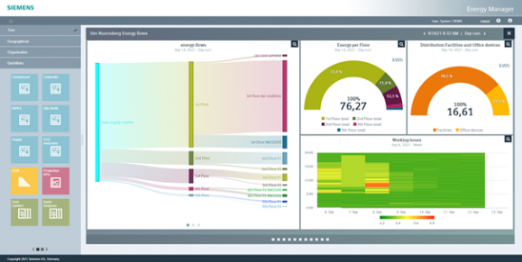 SIMATIC Energy Management Software