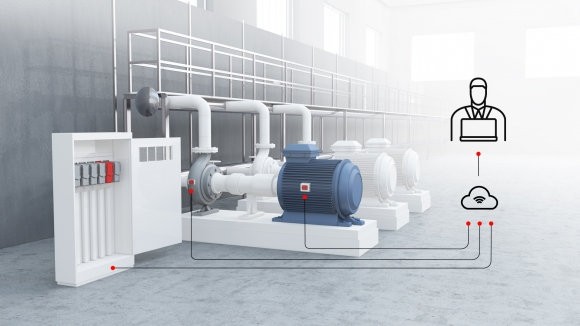 ABB digital power train