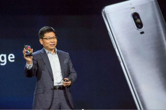 Richard Yu, a Huawei CEO-ja