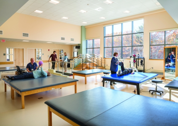 Spaulding Rehab, Boston